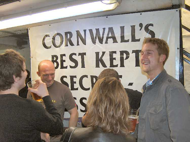 Beer - Cornwall's best kept secret